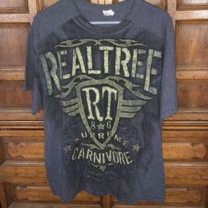 RealTree XLRG Delta Pro Weight Men's Tee Shirt